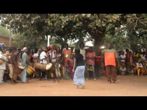 Festival Hamana, Kouroussa, Guinea 2013