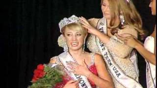 Miss Vermont Teen USA 2011 crowning