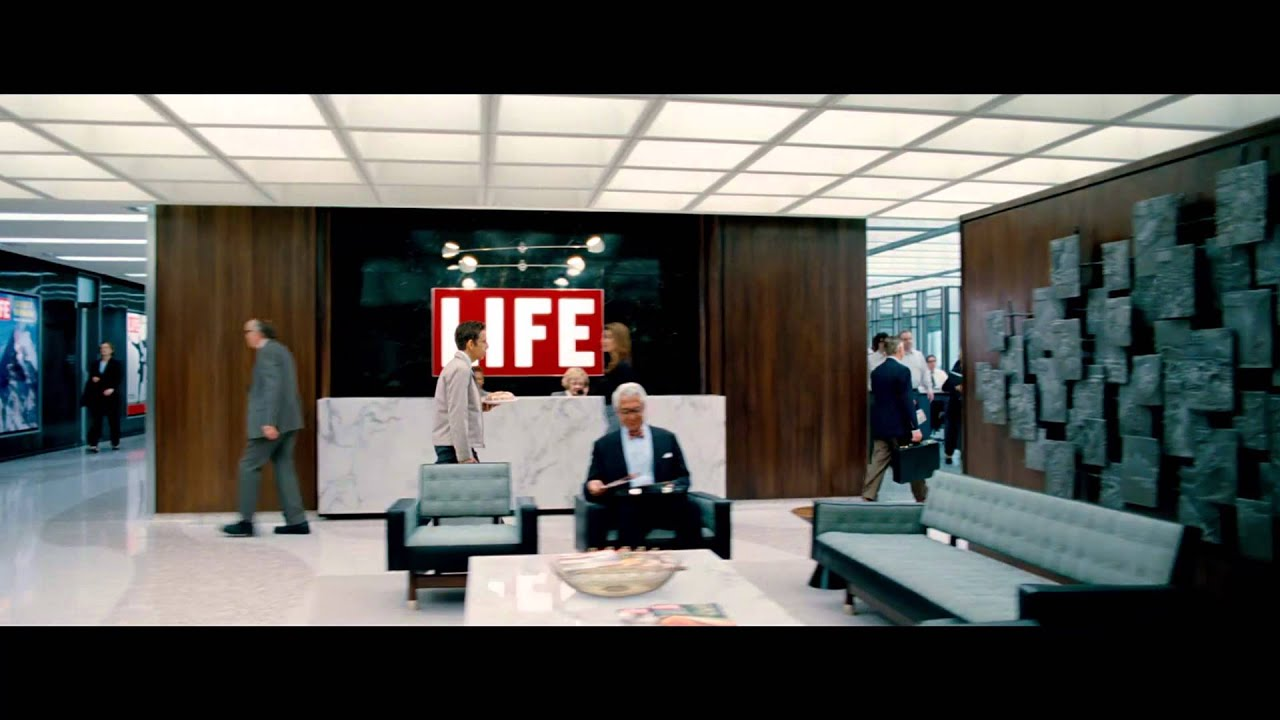 I Sogni Segreti di Walter Mitty - Trailer Ufficiale - 20thCenturyfox HD