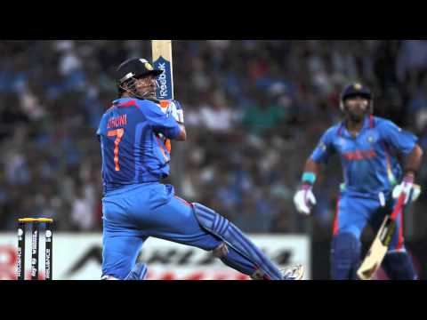 2011 World Cup Final with new anthem  of INDIA