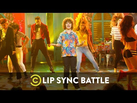 Lip Sync Battle - Gaten Matarazzo (Stranger Things)