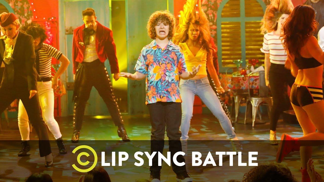 Lip Sync Battle - Gaten Matarazzo (Stranger Things)