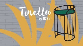 TONELLA by Note Design Studio, 2018