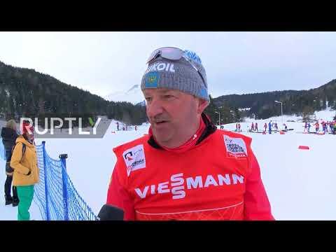 Austria: Ski coach brands IOC Russia ban 'very unfair'