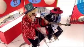 Michael Monroe & Andy Mccoy - Self Destruction Blues live 2003