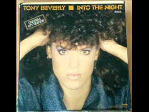 Tony Beverly   Into the night 12inch Original Hit Version 1984