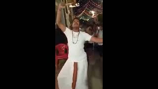 Pandit ji Superb dance ...Aarti Ambe Gauri Ki !!!  Best Pandit Ji !!! Awesome Aarti !!!