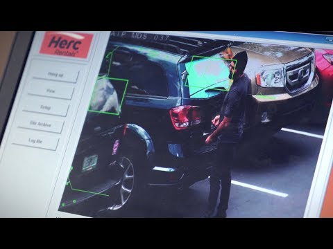 To Catch A Car Thief | #HercAtWork