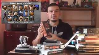 Моя коллекция игр Mortal Kombat