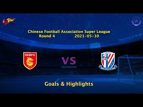 Hebei Zhongji Shanghai Shenhua Goals And Highlights