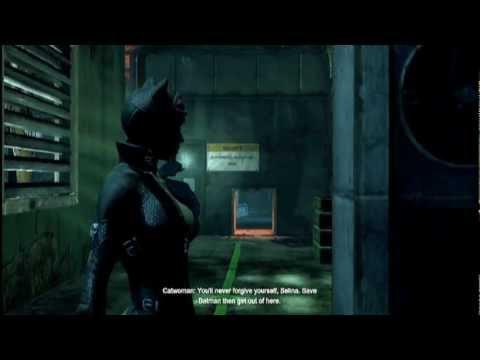 Batman Arkham City - Catwoman's Choice Ending