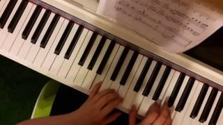 Вальс из кино фильма Мой ласковый и нежный зверь на фортепиано