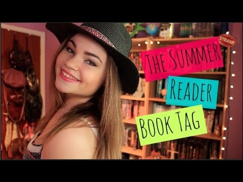 The Summer Reader Book Tag!