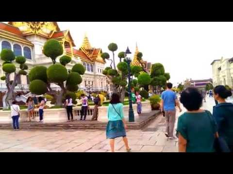 Oknha Meas | Chinese Tour Guide in Thai Paplace