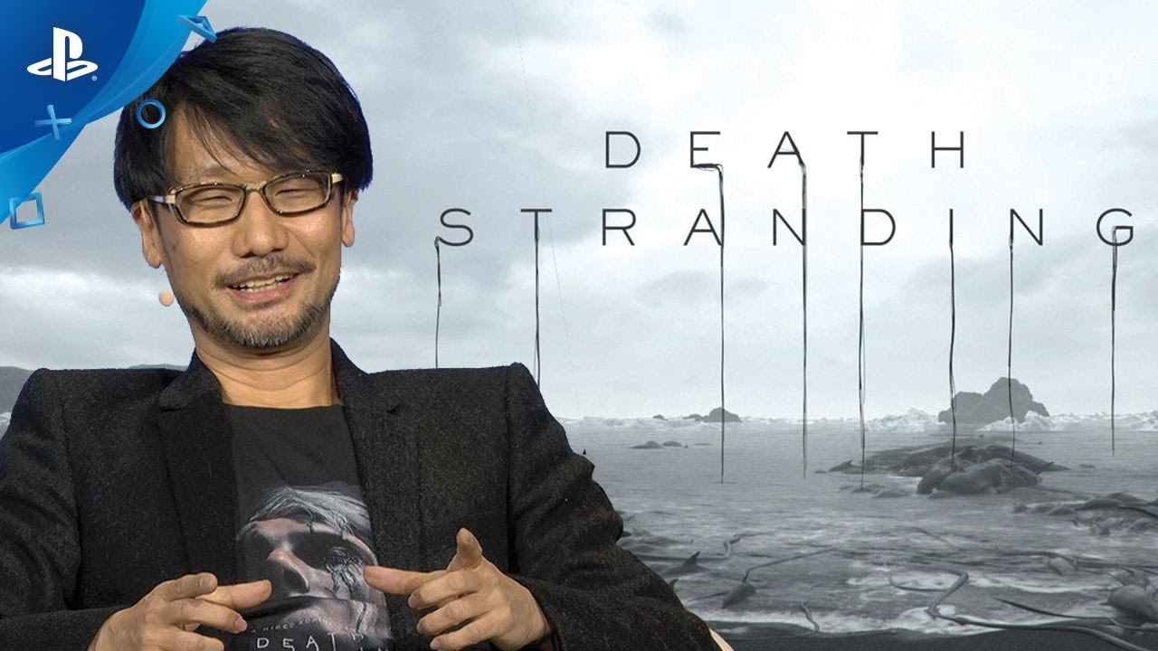 Death Stranding - PlayStation Experience 2016: Panel Discussion | PS4