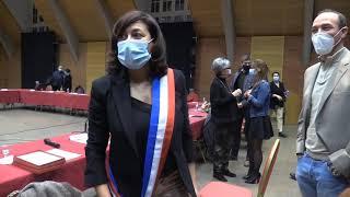 Jamilah Habsaoui élue Maire d'Avallon 89200.