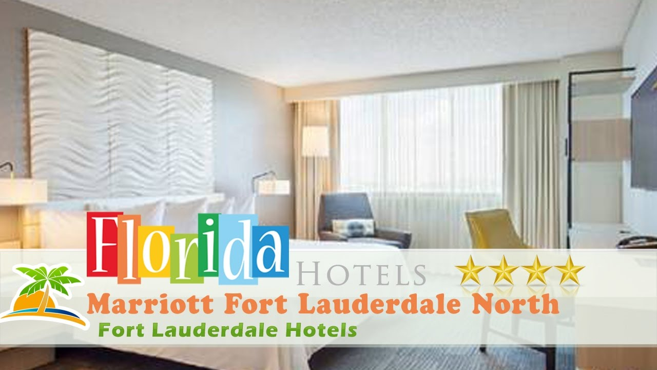 Marriott Fort Lauderdale North - Fort Lauderdale Hotels, Florida ...