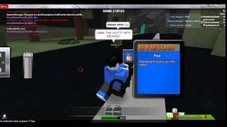 Lets play Defenders of roblox! (my first video!)