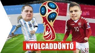 ARGENTÍNA - DÁNIA | Nyolcaddöntő | VB 2018