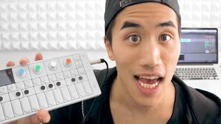 SAMPLE SWAP CHALLENGE with Andrew Applepie! | Andrew Huang