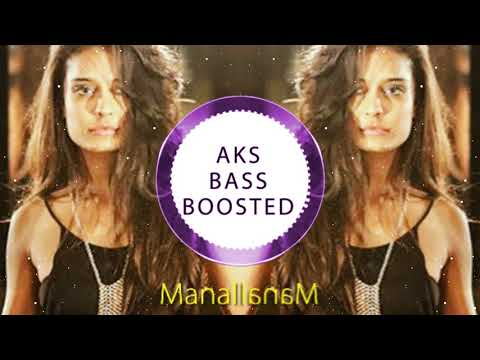 Manali Trance REMIX    Yo Yo Honey Singh    Neha Kakkar    The Shaukeens    AKS BASS BOOSTED