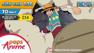 One Piece Siêu Clip Phần 136 - Những Cuộc Phiêu Lưu Của Luffy Và Băng Mũ Rơm - Hoạt Hình Đảo Hải Tặc