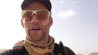 Running the Marathon des Sables: What it's like on the long day
