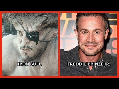 Characters and Voice Actors - Dragon Age: Inquisition