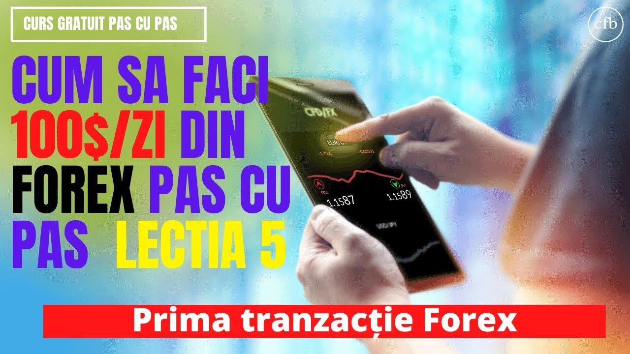 Ce Este Forex - Cum Câștigi Bani Din Tranzactii Forex În Romania - Admirals