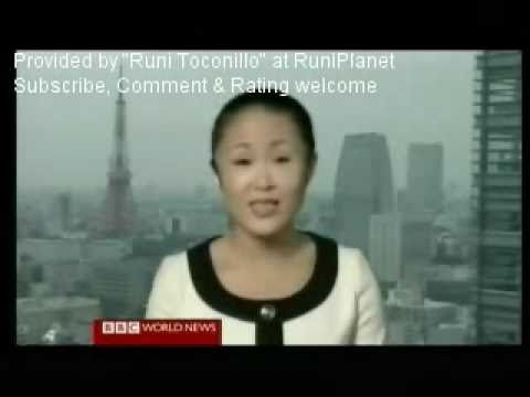 Japan 2011 Earthquake 20 - Economy & Industry Day 2 - BBC News Reports 13.03.2011