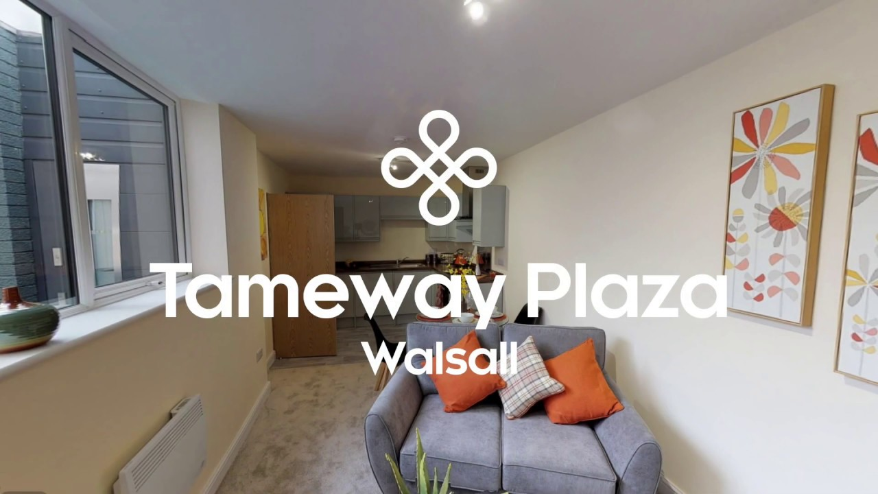 Tameway Plaza Walsall Show Apartment - Prosperity Wealth