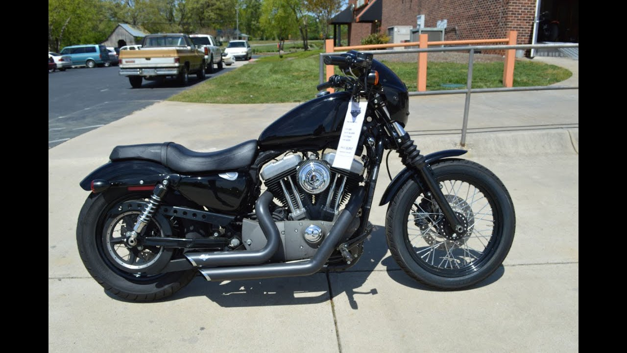 Harley Davidson Xln Nightster For Sale