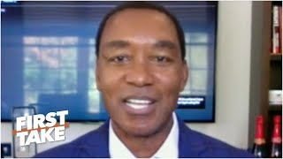 Isiah Thomas on the Lakers' loss vs. the Heat in Game 3 | First Take