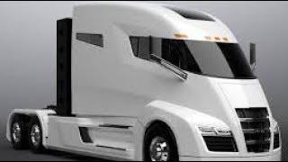 Tesla/mercedes nIkola trucks electric hydrogen range extender  hybrids