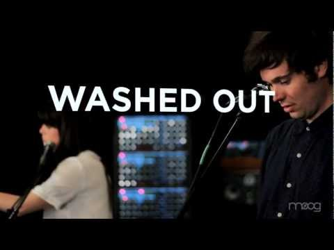Washed Out | Far Away | MOOG SOUND LAB