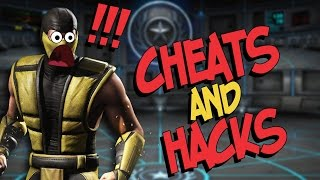 Video Cheating in Mortal Kombat X and other fighting games (PC,Xbox,PS4) download MP3, 3GP, MP4, WEBM, AVI, FLV Agustus 2018
