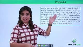 English Grammar - Pronouns Introduction