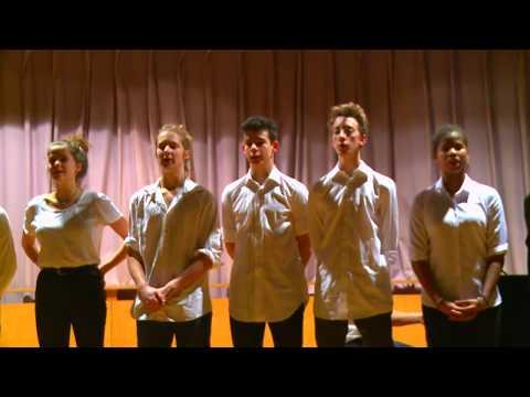 Concert de Noël 2017 - Ecole Steiner Genève - 10° Classe
