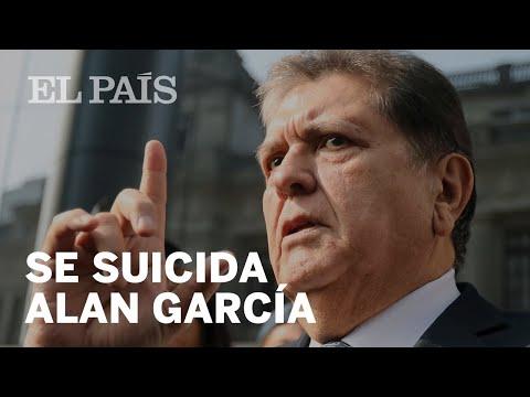 Alan García, expresidente de Perú, se suicida antes de ser detenido