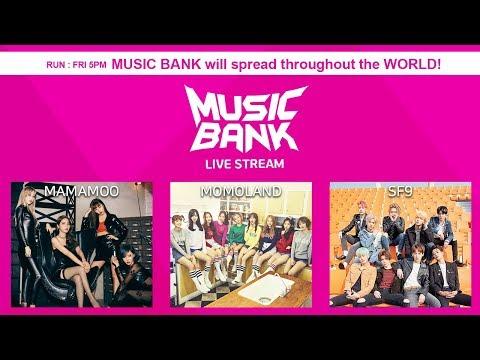 Mamamoo, SF9, Momoland, Weki Meki, WJSN, YANG YOSEOP, Kim SungKyu,etc [MusicBank Live 2018.03.09]