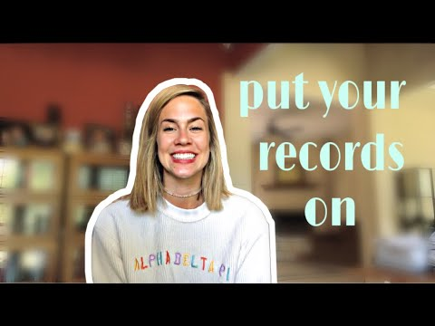 Put Your Records On - Corinne Bailey Rae (cover By Haley Anna)