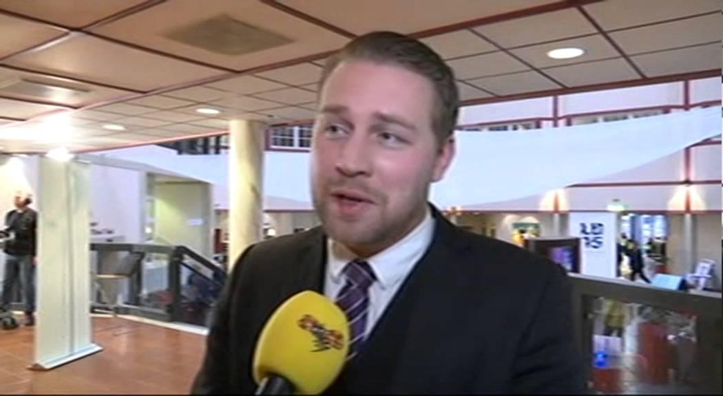Mattias Karlsson (SD) om demonstrationen mot partiets ...
