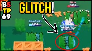 BUG! BUSH AS A SKIN!?? Crazy Glitch! Top Plays in Brawl Stars #69