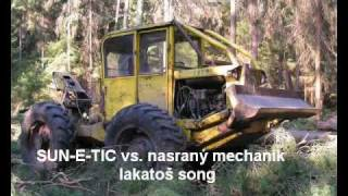 SUN-E-TIC vs. nasraný mechanik - lakatoš