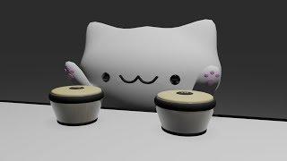 Bongo cat but it