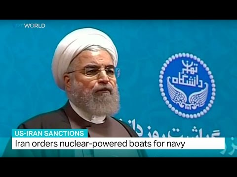 Rouhani orders nuclear development in navy