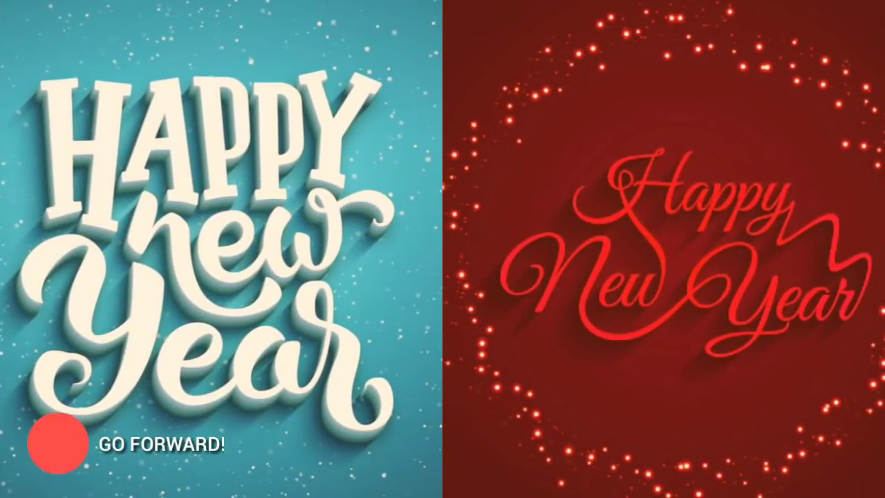 Happy New Year 2021 Images,Wishes,Messages - YouTube