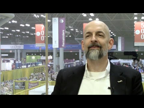 """Interview with Neal Stephenson on """"Seveneves"""" and more"""