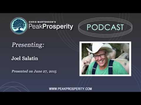 Joel Salatin: The Pursuit Of Food Freedom