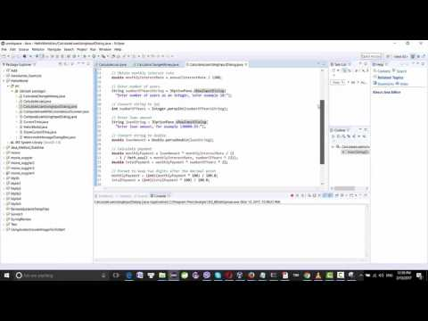 java-example:-calculate-a-loan-to-know-monthly-payment-and-total-payment-with-dialog-input